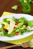 avocado sałatka Obrazy Stock