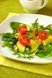 avocado sałatka Fotografia Royalty Free