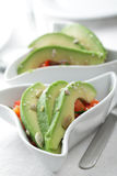 Avocado salad Stock Photos