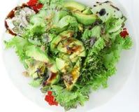 Avocado Salad Royalty Free Stock Photography