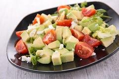 Avocado salad Royalty Free Stock Image