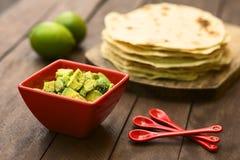 Avocado Salad Stock Image