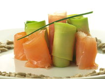 Healthy rolls Stock Photography
