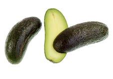 Avocado Seedless Fruit Stock Images