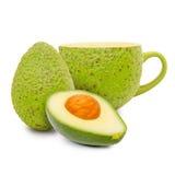 Avocado tea Stock Photo