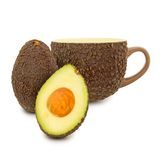 Avocado tea Stock Image