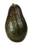 Avocado vegetable isolated on white background. Stock Image