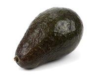 Avocado vegetable isolated on white background Stock Photo