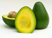 Avocado. Avocado on white background Stock Photo