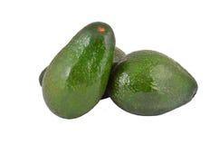Avocado on white Royalty Free Stock Photo