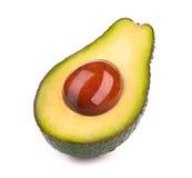 Avocado z wazeliniarskim kamieniem odizolowywającym zdjęcie royalty free
