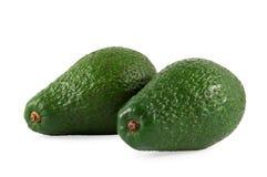 Avocadoes Royalty Free Stock Photos
