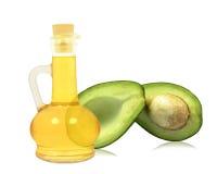 Avocadoolie Royalty-vrije Stock Afbeeldingen