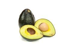 Avocados getrennt Lizenzfreie Stockfotos