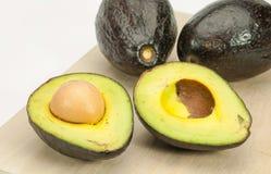 Avocados getrennt Lizenzfreies Stockbild