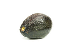 Avocados isolated. Avocados isolated on white background Royalty Free Stock Photos