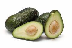 avocados jedzą Zdjęcie Stock