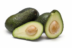 Avocados to eat. Stock Photo
