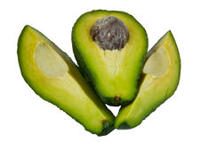 Avocat, produit utile. Image stock