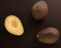 Avocats frais Images stock