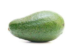 Avokado isolated Stock Photography
