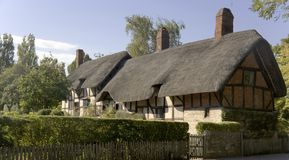 avon Αγγλία stratford Warwickshire Στοκ εικόνες με δικαίωμα ελεύθερης χρήσης