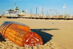Avon auf dem Jersey-Ufer lizenzfreie stockfotos