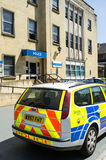 Avon & Bath Police Station Stock Image