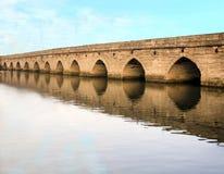 avon bro över Arkivbild