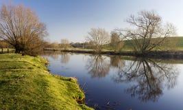 avon flod Arkivfoton