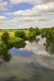 avon flod Arkivbild