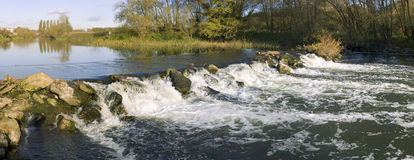 avon flod Arkivbilder