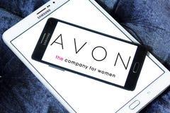 Avon logo Stock Photography