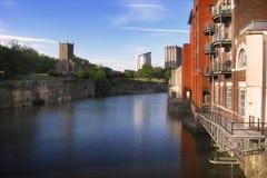 Avon river Bristol Royalty Free Stock Photo