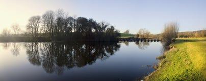 avon rzeka Zdjęcia Royalty Free