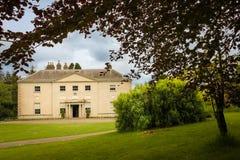 Avondale hus Avondale Wicklow ireland royaltyfri foto