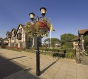 Avon英国stratford warwickshire 免版税库存图片