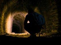 Avontuur ondergronds Royalty-vrije Stock Foto's