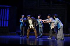Avråda den Jiangxi operan en besman Royaltyfria Foton