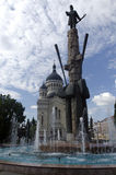 Avram Iancu Square, Cluj Napoca, Romania Royalty Free Stock Image