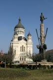 Avram Iancu statue Royalty Free Stock Photo