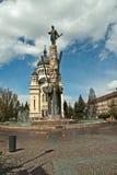 Avram Iancu. The statue of Avram Iancu from Cluj Napoca Royalty Free Stock Photo