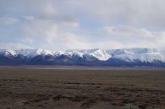 Avril dans Altai  Photographie stock libre de droits