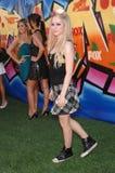 Avril Lavigne Stock Image