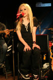 Avril Lavigne Image libre de droits
