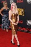 Avril Lavigne Stock Photo