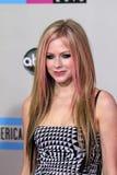 Avril Lavigne royaltyfria foton