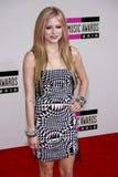 Avril Lavigne arkivbild