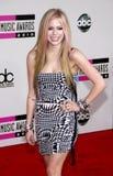 Avril Lavigne arkivfoton