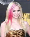 Avril Lavigne royaltyfri foto